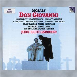 輸入盤 JOHN ELIOT GARDINER / MOZART : DON GIOVANNI [3CD]|guruguru