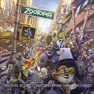 輸入盤 O.S.T. / ZOOTOPIA [CD]