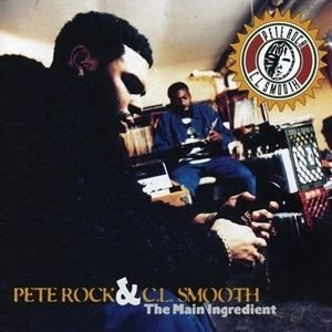輸入盤 PETE ROCK & C.L. SMOOTH / MAIN INGREDIENT [CD]