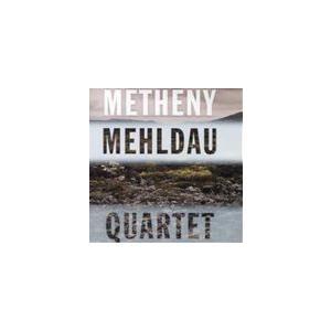 輸入盤 PAT METHENY/BRAD MEHLDAU / QUARTET [CD]