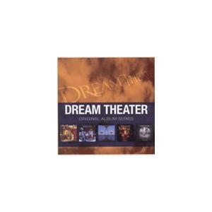 輸入盤 DREAM THEATER / ORIGINAL ALBUM SERIES [5CD]