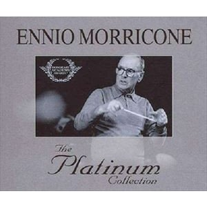 輸入盤 ENNIO MORRICONE / PLATINUM COLLECTION [3CD]