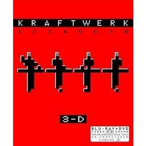 輸入盤 KRAFTWERK / 3-D THE CATALOGUE [BLU-RAY+DVD]|guruguru