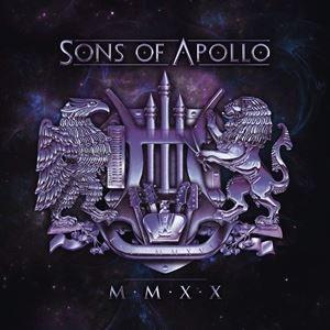 輸入盤 SONS OF APOLLO / MMXX [CD]