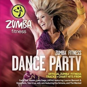 輸入盤 VARIOUS / ZUMBA FITNESS DANCE PARTY [CD]