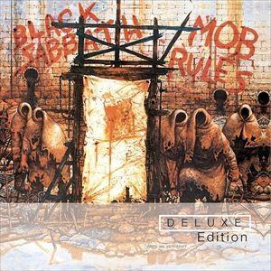 輸入盤 BLACK SABBATH / MOB RULES : DELUXE Edition [2CD]