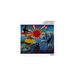 輸入盤 JOHN COLTRANE / CONCERT IN JAPAN [CD]