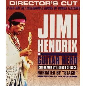 輸入盤 JIMI HENDRIX / GUITAR HERO : DIRECTOR'S CUT [BLU-RAY] guruguru