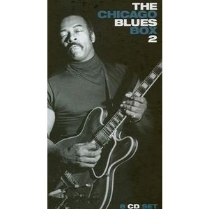 輸入盤 VARIOUS / CHICAGO BLUES BOX 2 [8CD]