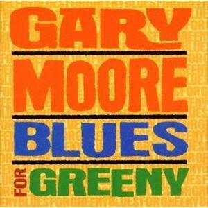 輸入盤 GARY MOORE / BLUES FOR GREENY [CD]|guruguru