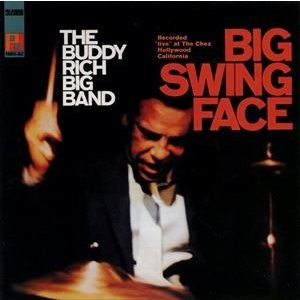 輸入盤 BUDDY RICH / BIG SWING FACE [CD]