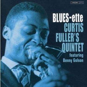 輸入盤 CURTIS FULLER / BLUES-ETTE [CD]