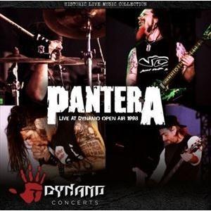 輸入盤 PANTERA / LIVE AT DYNAMO OPEN AIR 1998 [CD]