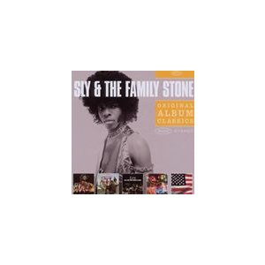 輸入盤 SLY & THE FAMILY STONE / ORIGINAL ALBUM CLASSICS [5CD]