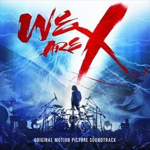 輸入盤 X JAPAN / WE ARE X SOUNDTRACK [CD]