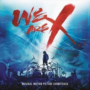 輸入盤 X JAPAN / WE ARE X SOUNDTRACK (LTD) [2LP]