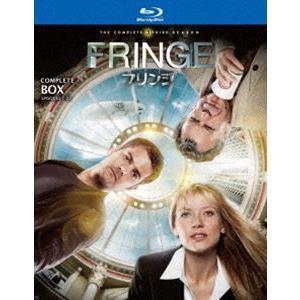 FRINGE/フリンジ〈サード・シーズン〉 コンプリート・ボックス [Blu-ray]|guruguru