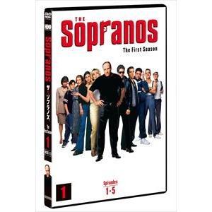 ザ・ソプラノズ〈ファースト・シーズン〉 セット1 [DVD]|guruguru