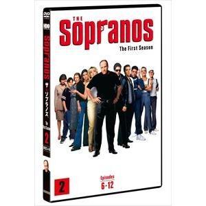 ザ・ソプラノズ〈ファースト・シーズン〉 セット2 [DVD]|guruguru