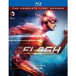 THE FLASH/フラッシュ〈ファースト・シーズン〉 コンプリート・ボックス [Blu-ray]|guruguru