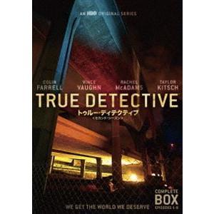 TRUE DETECTIVE/トゥルー・ディテクティブ〈セカンド・シーズン〉 コンプリート・ボックス [DVD]|guruguru