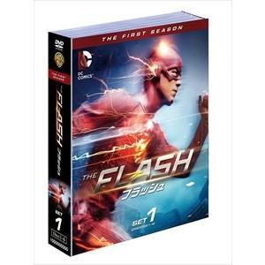 THE FLASH/フラッシュ〈ファースト・シーズン〉 セット1 [DVD]|guruguru
