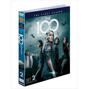 The 100/ハンドレッド〈ファースト・シーズン〉 セット2 [DVD]|guruguru