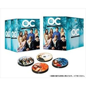 The OC〈シーズン1-4〉 DVD全巻セット [DVD]|guruguru