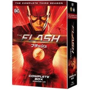 THE FLASH/フラッシュ〈サード・シーズン〉 コンプリート・ボックス [DVD]|guruguru