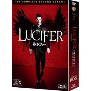 LUCIFER/ルシファー〈セカンド・シーズン〉 コンプリート・ボックス [DVD]|guruguru