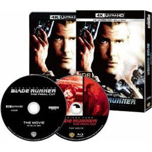 ブレードランナー ファイナル・カット<4K ULTRA HD&ブルーレイセット> [Ultra HD Blu-ray]|guruguru