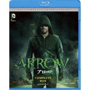 ARROW/アロー〈サード・シーズン〉 コンプリート・セット [Blu-ray] guruguru