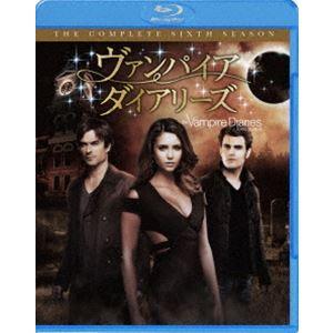 ヴァンパイア・ダイアリーズ〈シックス・シーズン〉 コンプリート・セット [Blu-ray]|guruguru
