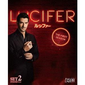 LUCIFER/ルシファー〈ファースト・シーズン〉 後半セット [DVD]|guruguru