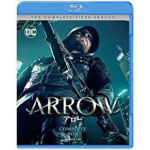 ARROW/アロー〈フィフス・シーズン〉 コンプリート・セット [Blu-ray]|guruguru