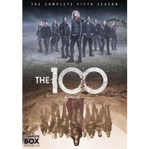 The 100/ハンドレッド〈フィフス・シーズン〉 DVD コンプリート・ボックス [DVD]|guruguru