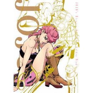 ジョジョの奇妙な冒険 黄金の風 Vol.6<初回仕様版> [DVD]|guruguru