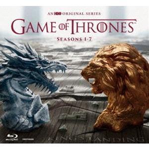 ゲーム・オブ・スローンズ<第一〜第七章> ブルーレイ・ボックス [Blu-ray] guruguru