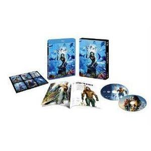アクアマン ブルーレイ&DVDセット(初回限定生産) [Blu-ray]|guruguru