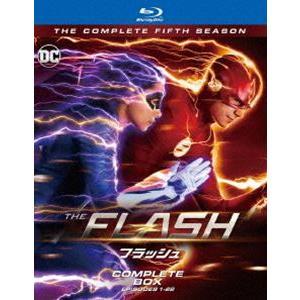 THE FLASH/フラッシュ〈フィフス・シーズン〉 ブルーレイ コンプリート・ボックス [Blu-ray]|guruguru
