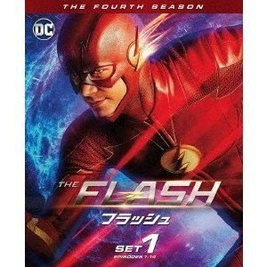 THE FLASH/フラッシュ〈フォース・シーズン〉 前半セット [DVD]|guruguru