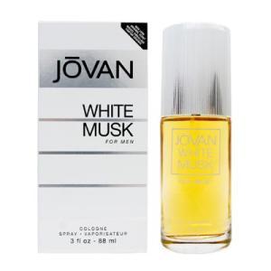 ジョーバン ホワイトムスク フォーメン EDC SP (男性用香水) 88ml|guruguru