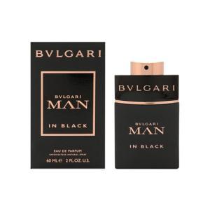 ブルガリ ブルガリ マン イン ブラック EDP SP (男性用香水) 60ml|guruguru
