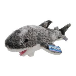 オーロラワールド アクアブリーズ ホオジロザメ (ぬいぐるみ)|guruguru