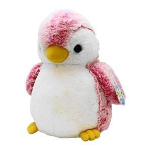 オーロラワールド パウダーキッズ ペンギン M ピンク (ぬいぐるみ) guruguru