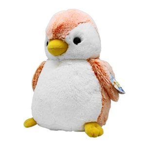 オーロラワールド パウダーキッズ ペンギン M オレンジ (ぬいぐるみ)|guruguru