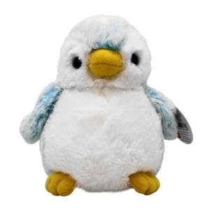 オーロラワールド パウダーキッズ ペンギン S ライトブルー (ぬいぐるみ) guruguru