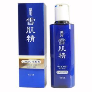 【医薬部外品】コーセー 薬用 雪肌精 エンリッチ (化粧水) 200ml|guruguru