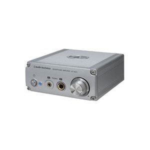 【HEADPHONE AMP】audio-technica/ヘッドホンアンプ/AT-HA21|guruguru