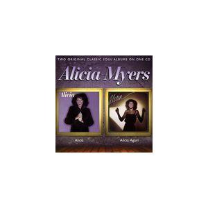 輸入盤 ALICIA MYERS / ALICIA/ALICIA AGAIN [CD]